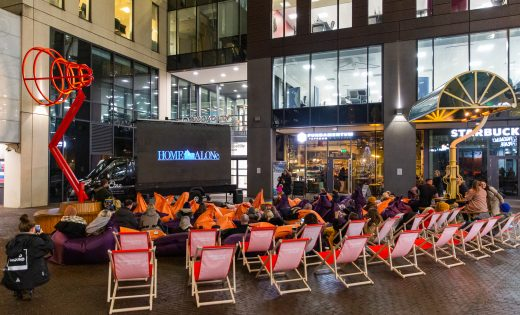Image for Christmas Outdoor Cinema